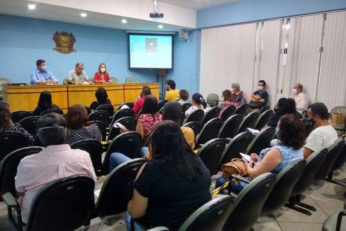 Integrantes do Conselho Municipal de Políticas Públicas para Drogas e Álcool são empossados em Volta Redonda