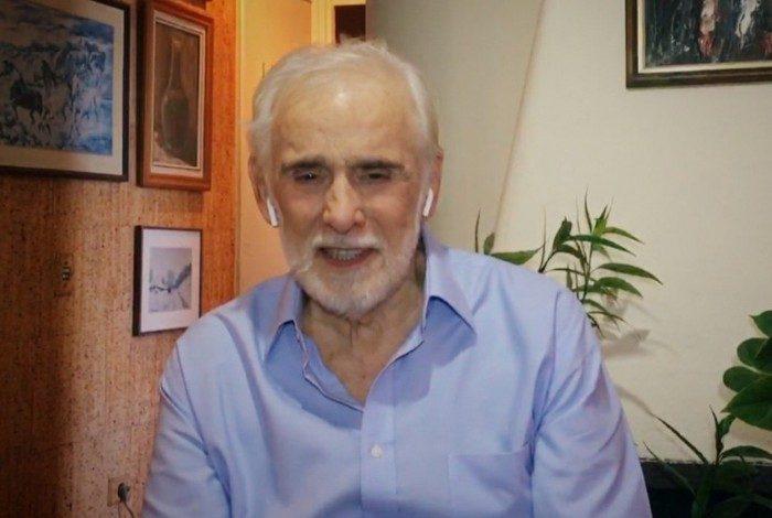 Francisco Cuoco no 'Conversa com Bial'