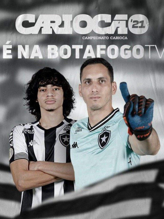 Botafogo anuncia transmissão do Carioca em pay-per-view próprio