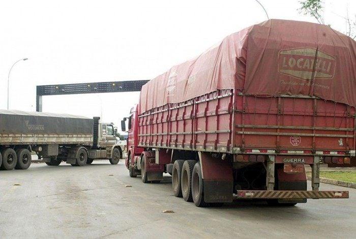 O transporte rodoviário de carga tem novo piso mínimo de frete