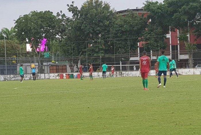 Porto Real enfrenta o time sub-20 do Boa Vista
