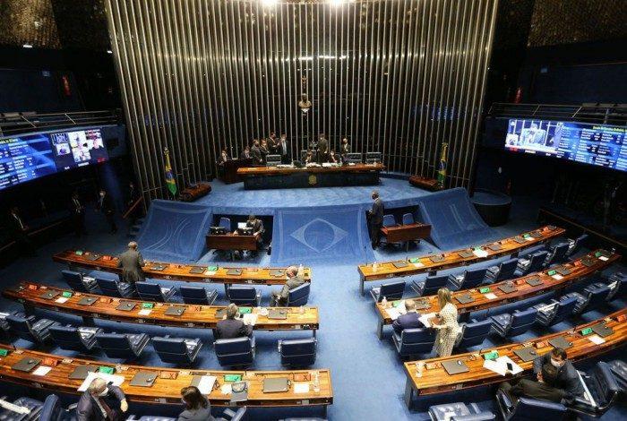 O Senado aprovou a PEC Emergencial nesta quinta-feira
