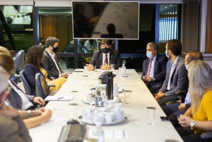 MPRJ recebeu a Secretaria de Estado de Transportes do Rio e deputados estaduais