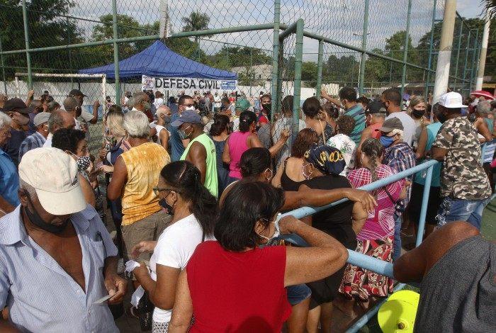 Após a redução da faixa etária feita por Washington Reis, houve tumulto no município