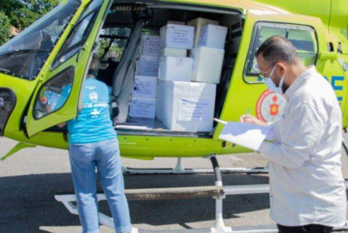 Cidade segue o Plano Nacional de Imunização