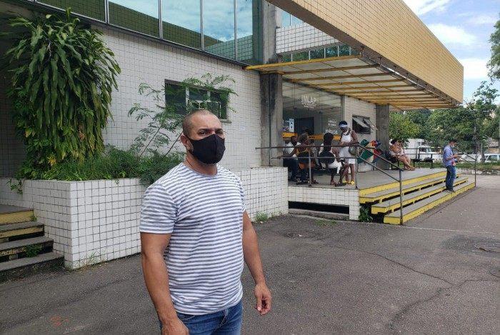 Flávio Erasmo de Oliveira, 44, queria que o filho passasse por exame que comprovasse resíduo de pólvora nas mãos