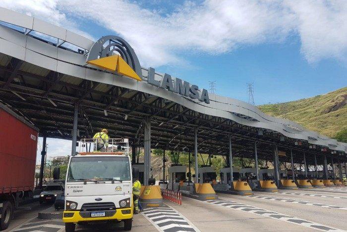 Lamsa retomou a operação da Linha Amarela no último dia 5