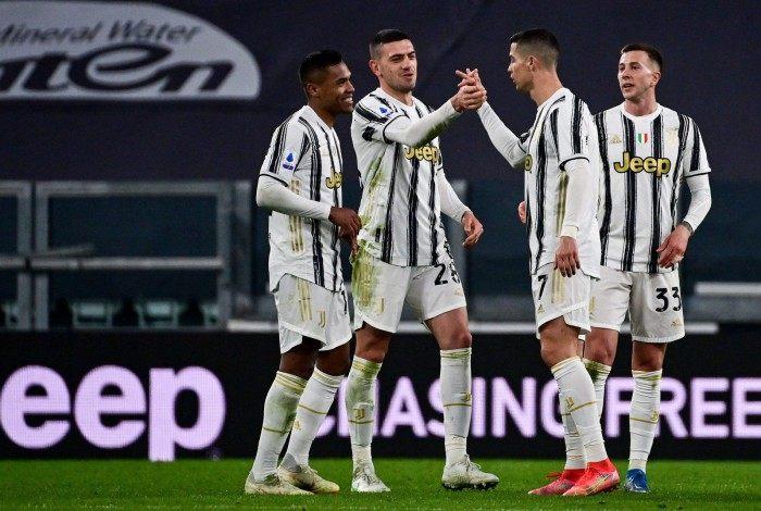 Juventus venceu a Lazio