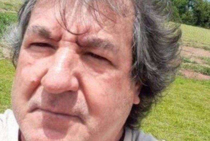 Vicente Dias Fanti, de 63 anos, foi morto a marteladas