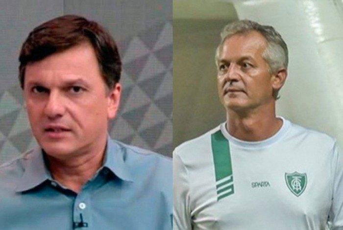Mauro ainda relembrou caso envolvendo Galvão Bueno