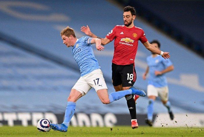 United derrotou o City em clássico de Manchester
