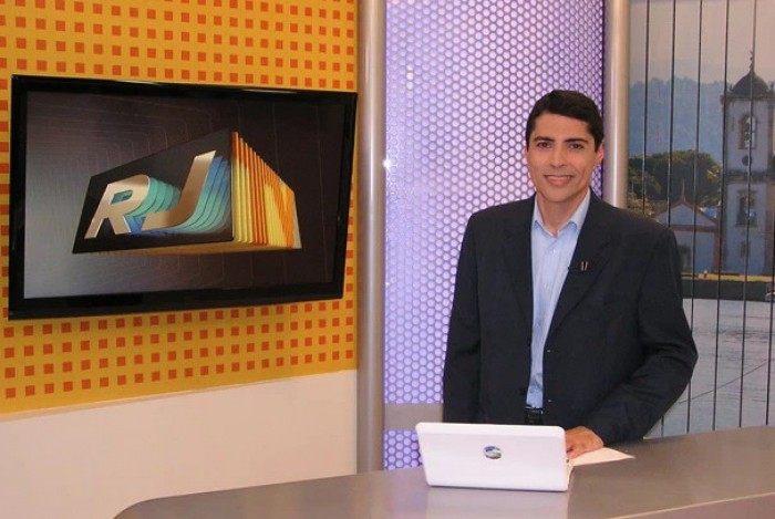 Fabio Brunelli entrou para o time da TV Rio Sul em 1995