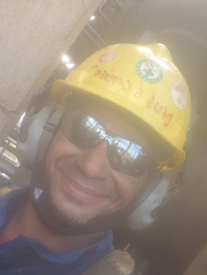 Valmir Pereira Candido trabalhava como montador de andaimes