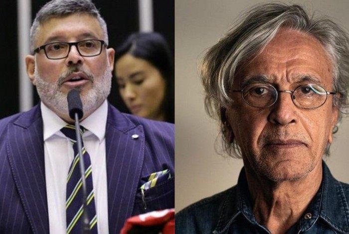 Alexandre Frota é condenado a pagar indenização a Caetano Veloso