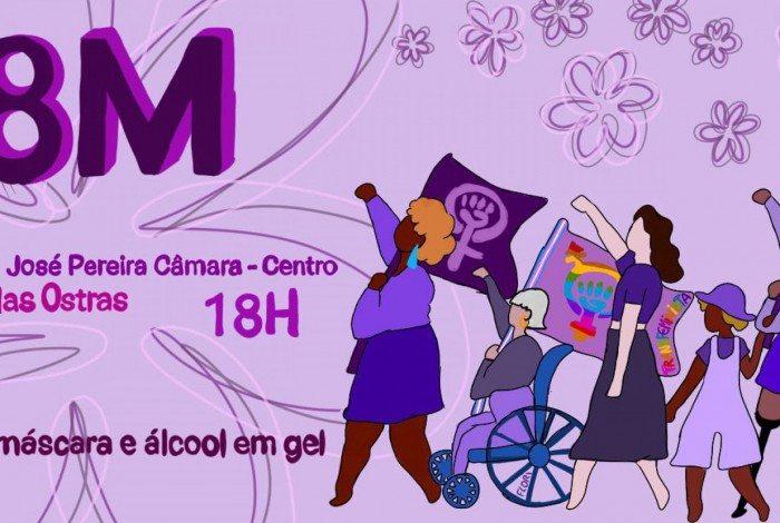 Durante a pandemia o Brasil teve um aumento significativo de feminicídio e violência contra a mulher