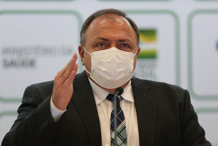 Pazuello foi o terceiro ministro da saúde durante a gestão de Bolsonaro.