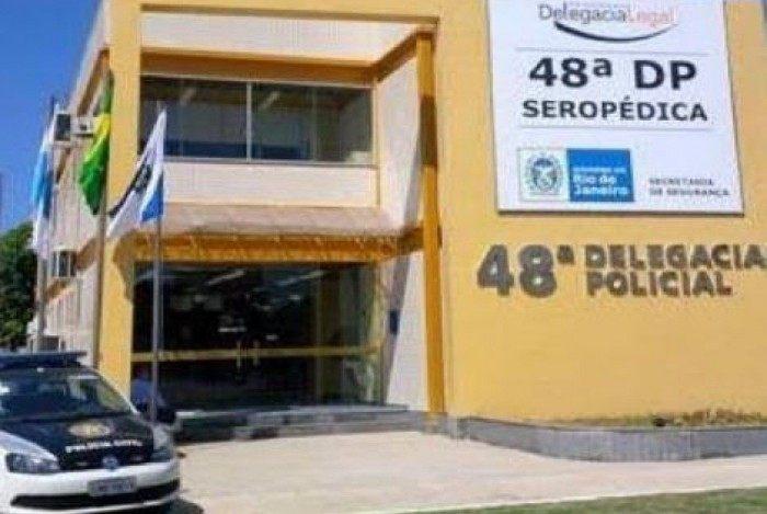a 48 DP, e Seropédica, na Baixada Fluminense