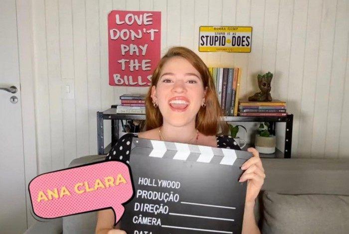 Ana Clara volta ao seu canal no Youtube