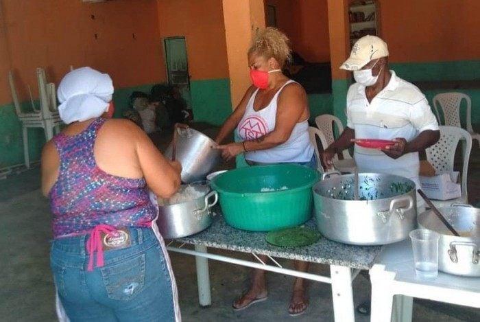 Referência na atuação da política de combate à fome, em São Gonçalo, a Cozinha Solidária do Movimento dos Trabalhadores Sem Teto (MTST) ganhará 16 novas unidades em outros estados
