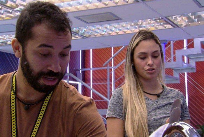 Sarah e Gilberto