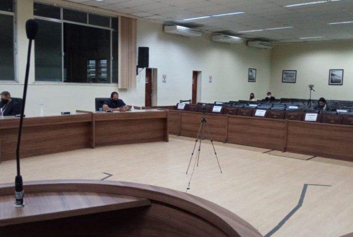 Plenário da Câmara continua com acesso restrito, além de demais providências internas para conter o coronavírus