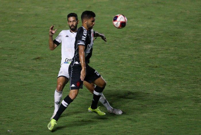 Vasco e Botafogo foram eliminados no Carioca