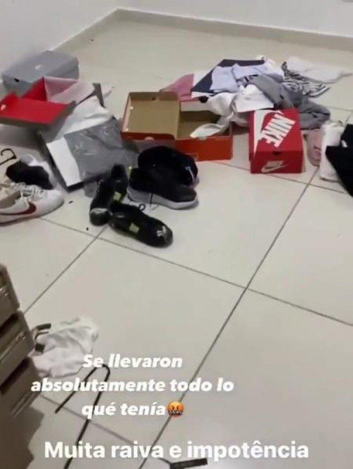 Jogador do Corinthians tem casa furtada
