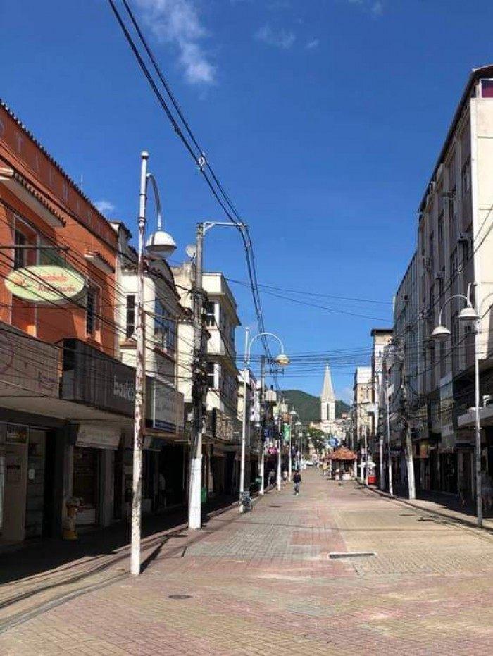 Teresópolis tem se destacado com altos índices de isolamento social