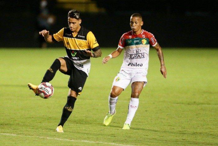 Após estreia, meia Dudu avalia como positivo primeiro jogo pelo Criciúma