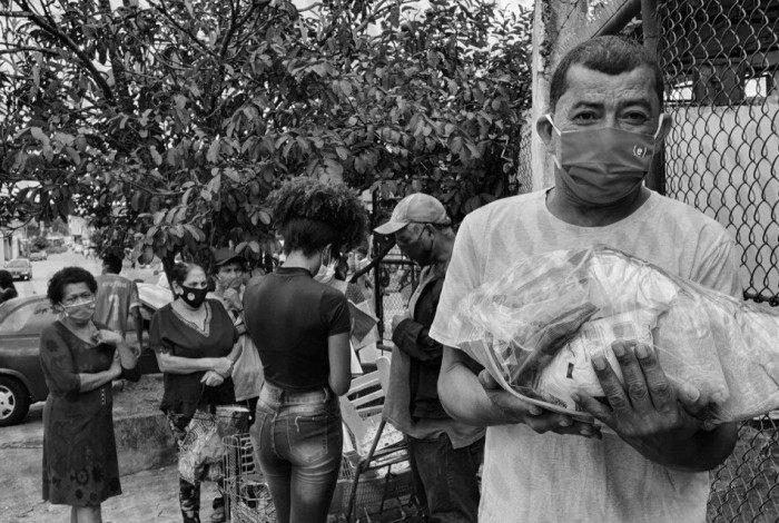 Campanha 'Tem Gente com Fome' pretende doar cestas básicas para 223 mil famílias em todo o país