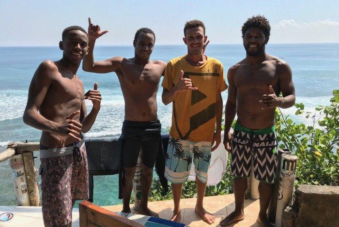 Canal OFF mostra a importância do surfe com estreia de