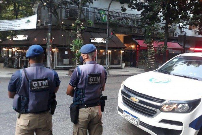 Prefeitura do Rio registra 2.788 autuações em três dias de fiscalizações