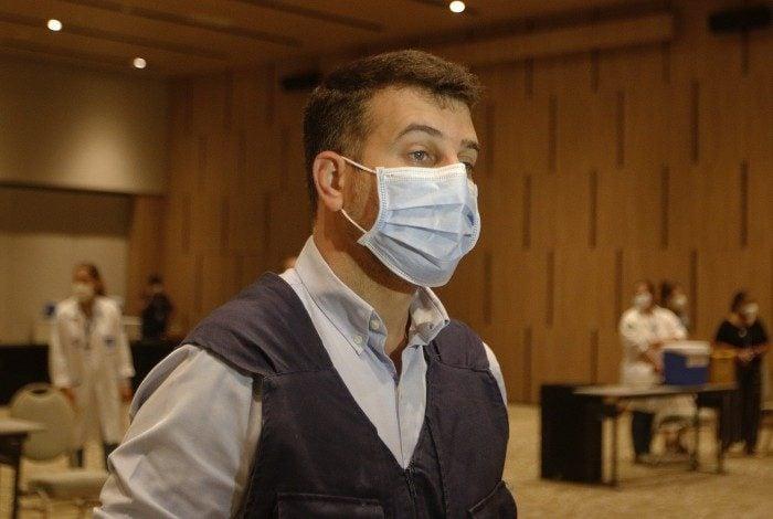 Secretário Municipal de Saúde, Daniel Soranz