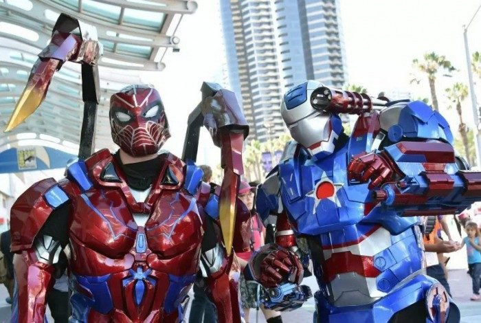 Cosplayer San Diego Comic-Con 2019