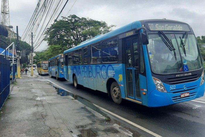 Serviço de transporte coletivo em Nova Friburgo foi devolvido ao município