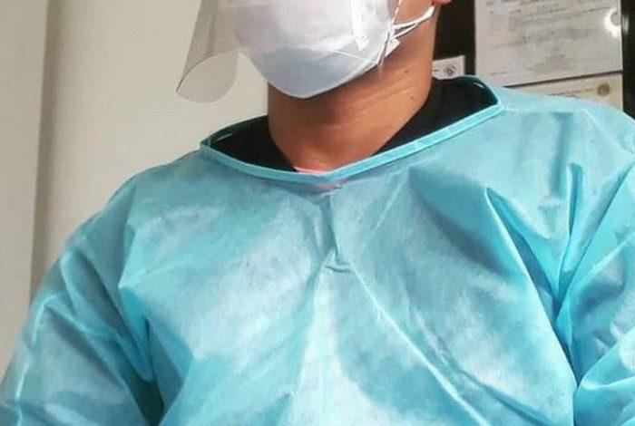 Claudinei Pereira dos Santos, enfermeiro de 31 anos, resgatou o prêmio após insistência do paciente
