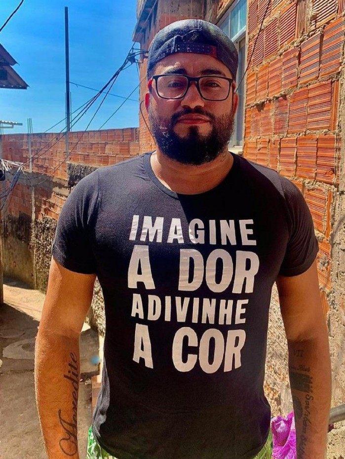 Raul Santiago, empreendedor social, midiativista integrante do Coletivo Papo Reto e do PerifaConnection