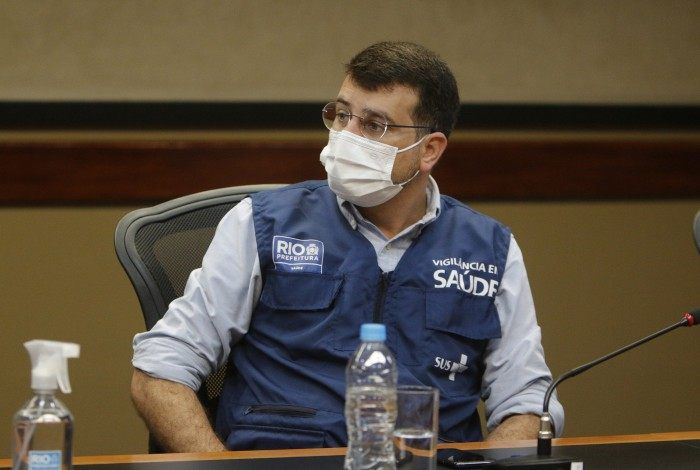 9/4/2021 - Daniel Soranz apresenta o 14º Boletim Epidemiológico