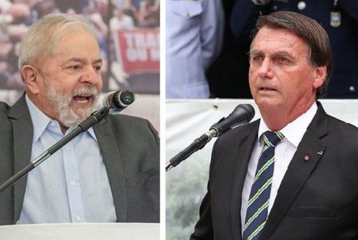 Lula voltou ao páreo e já lidera pesquisas de intenção de votos