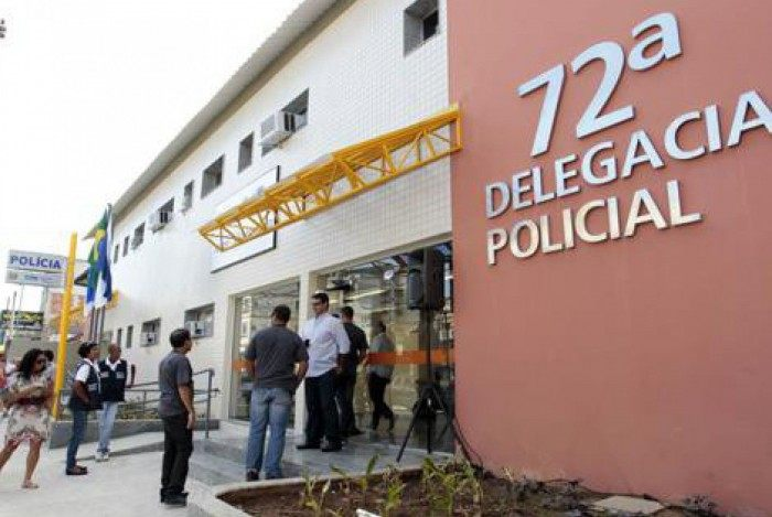 Ocorrência foi registrada na 72ªDP (São Gonçalo)
