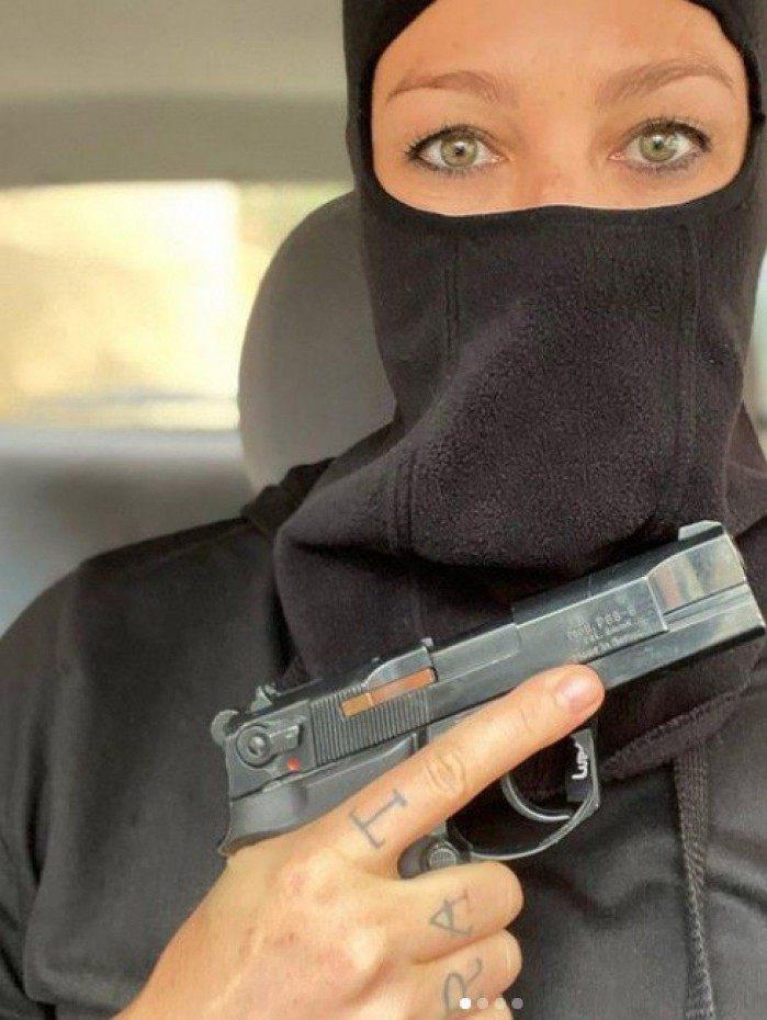 Luana Piovani interpreta traficante de armas em novela