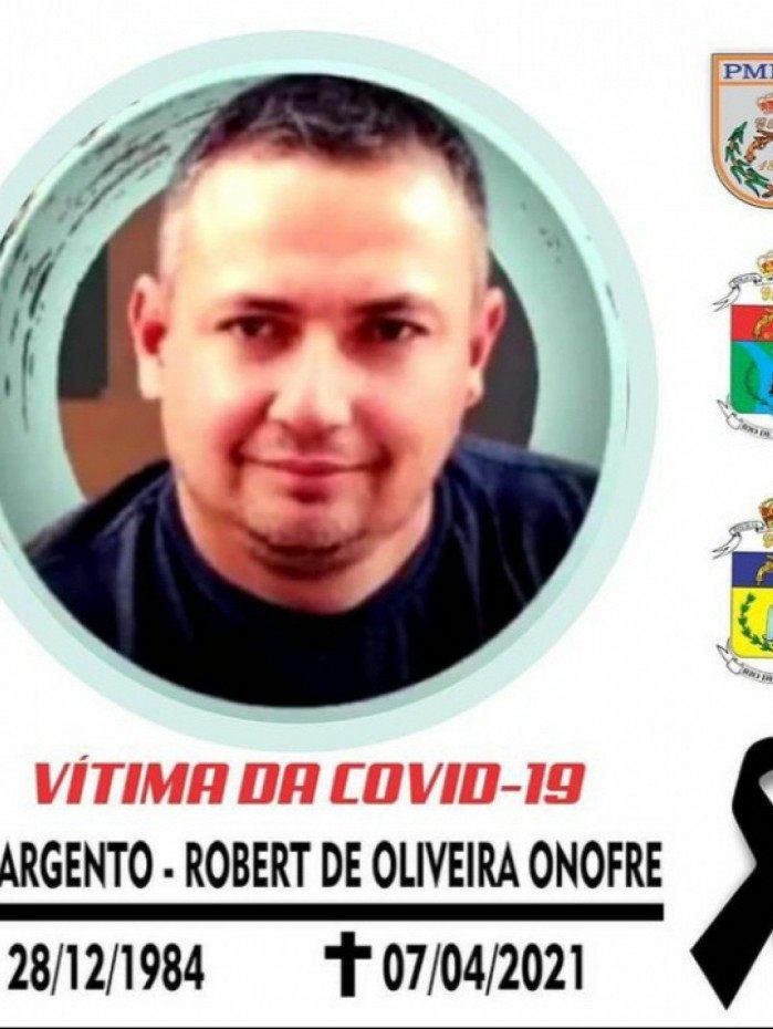 Sargento do29° BPM (Itaperuna) morre vítima da Covid-19.