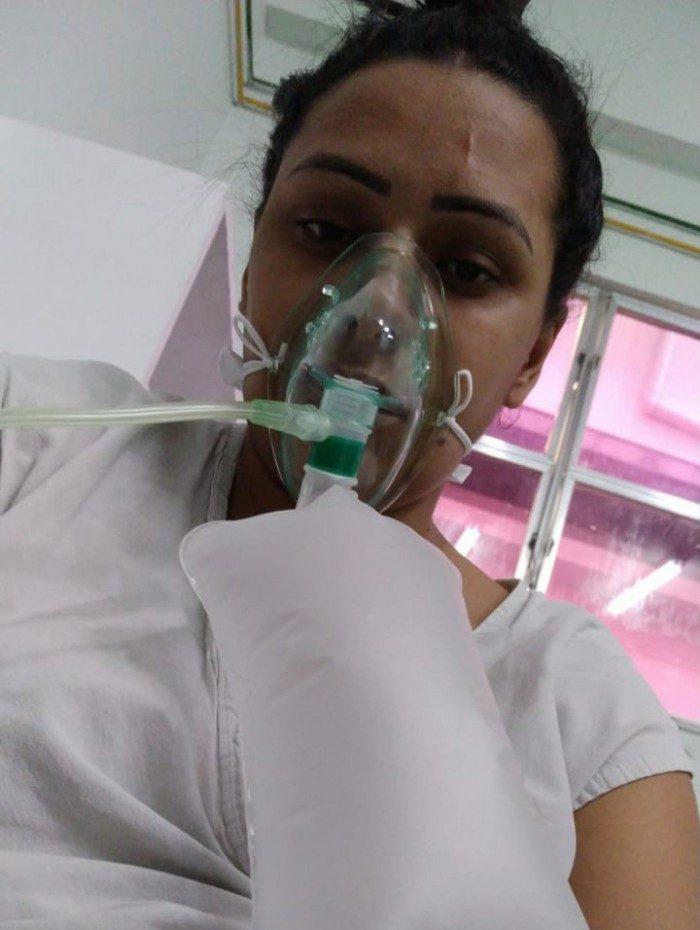 Parto de emergência no HSJB salva mãe infectada pela covid-19 e bebê