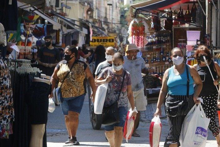 As vendas do comércio lojista carioca caíram 12% em março em relação ao mesmo mês do ano passado