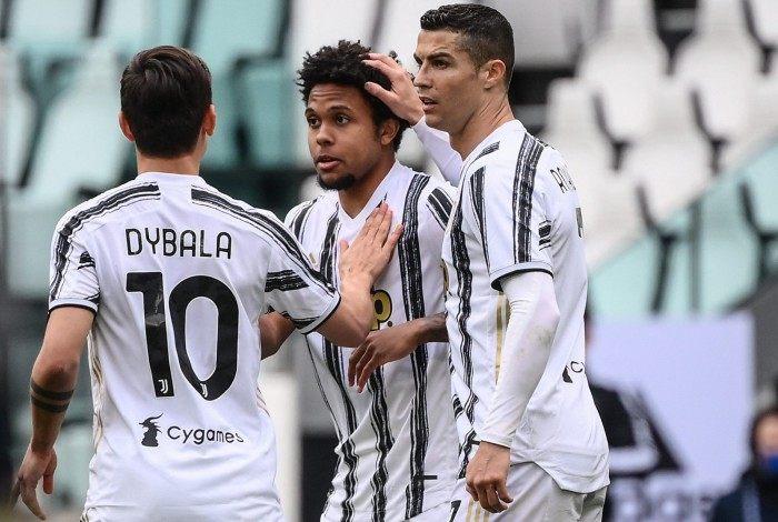 Cristiano Ronaldo passou em branco em Turim, mas teve boa participação na vitória sobre o Genoa