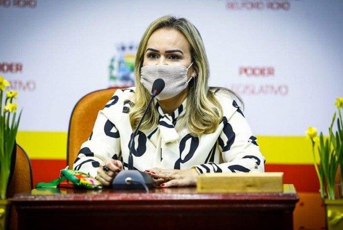 Daniela do Waguinho (MDB) apresentou na Câmara de Deputados apresentou o PL 911/2021