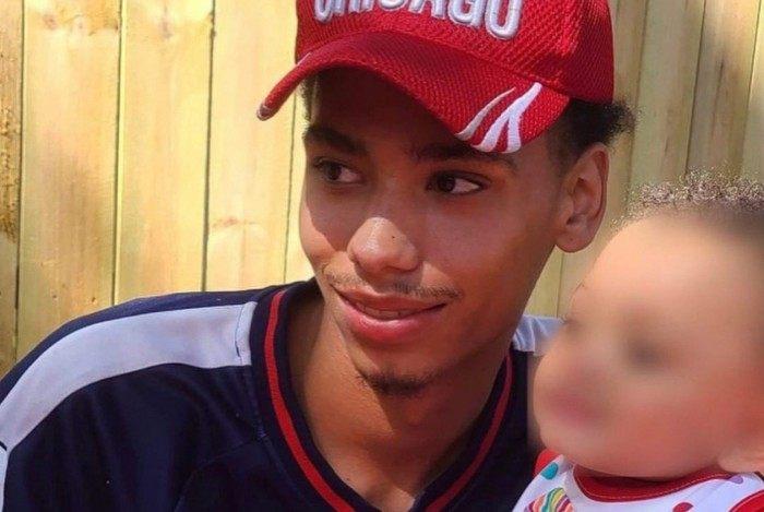 Daunte Wright morreu após ser baleado pela polícia neste domingo, em Minneapolis, nos Estados Unidos