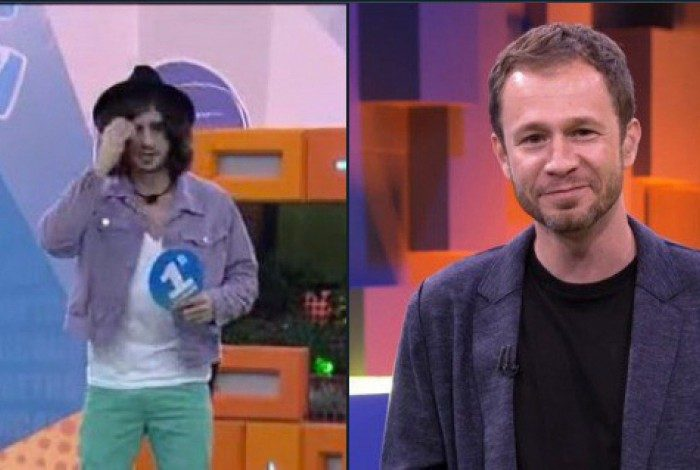 Fiuk e Tiago trocam farpas