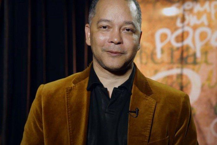 O jornalista Aloy Jupiara