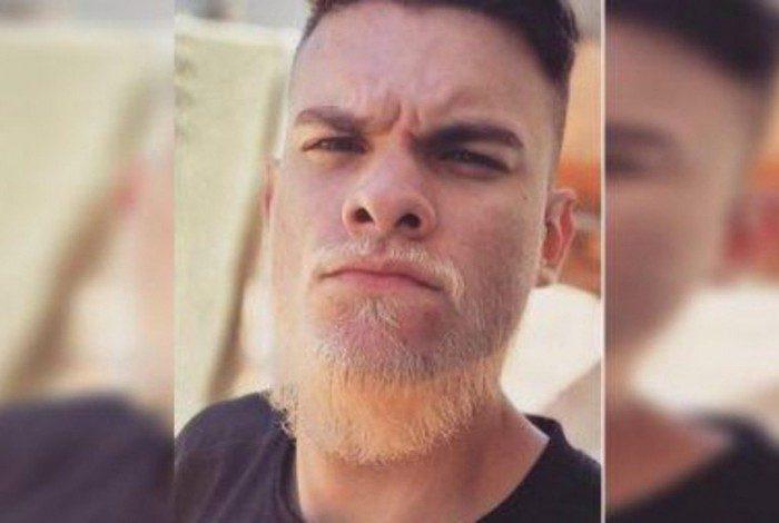 Jonathan de Souza, de 21 anos, cometeu crime em um estado e depois fugiu e morreu em outro